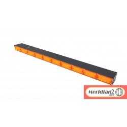ARROWBAR 1040MM 10 LUCES LED    12V AMBAR
