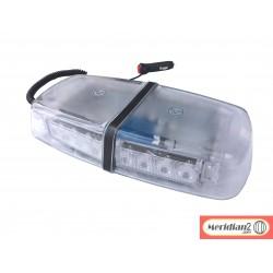 MINIPUENTE 300MM LED AZUL 12V