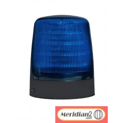 ROTATIVO AZUL LED 12-24V  T3Z.